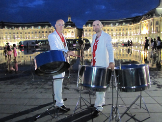 CARIBBEAN SPIRIT Steelpan duo