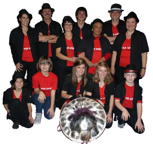 PAN SPIRIT Steel Orchestra